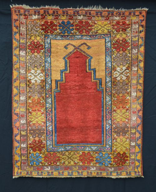 Prayer Rug Company: - The UK's Largest Antiques Website